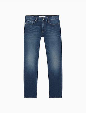 3231c603db3 Slim Fit Cool Mid Blue Jeans