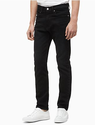 Slim Taper Jeans Straight And Men's XxRq51A