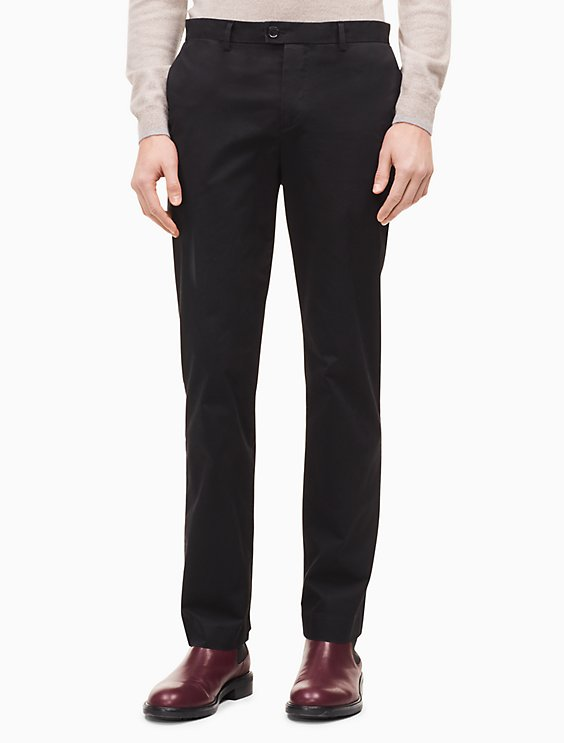 a744fe0095d007 Price as marked new essentials classic fit solid stretch chino pants