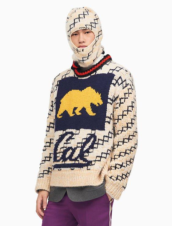 berkeley crewneck knit sweater  1acb2317be