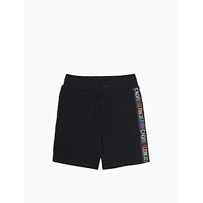 Pride Logo Drawstring Shorts