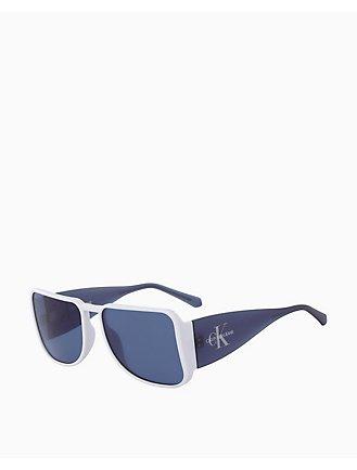 b480579d6ac monogram logo aviator sunglasses