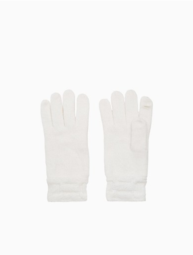 Image of Chain Cable Knit Gloves