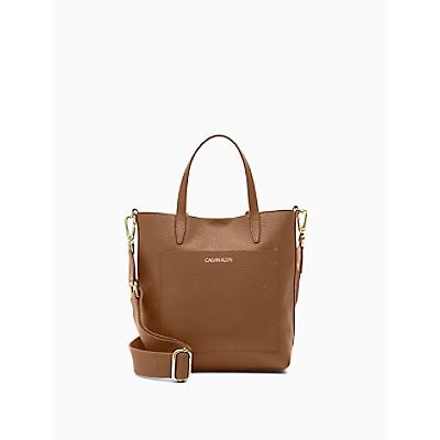 Larissa Leather Crossbody Bag