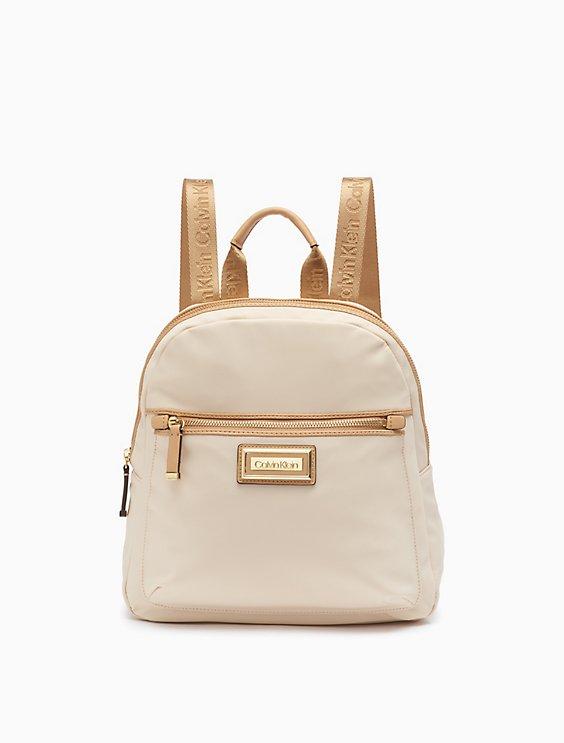 eef08909337c nylon logo backpack | Calvin Klein calvin klein backpack price