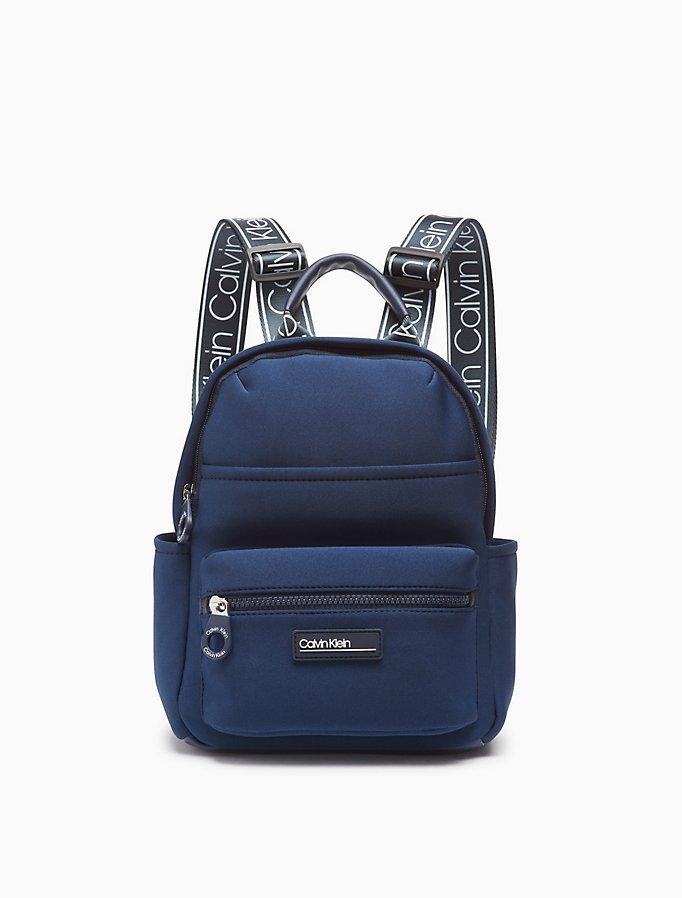 Vanessa Nylon Backpack by Calvin Klein
