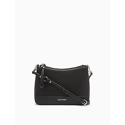 Elaine Zip Crossbody Bag