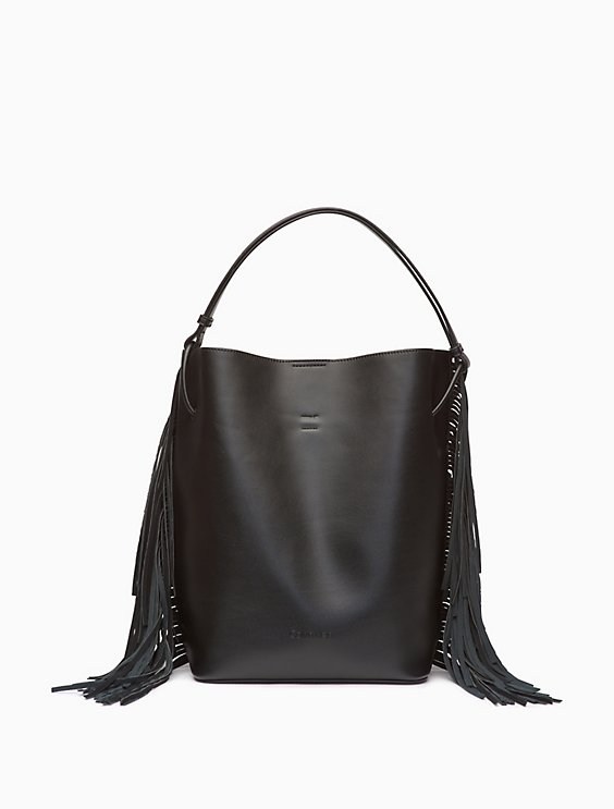 beef0a74404 Price as marked gemmy fringe bucket bag