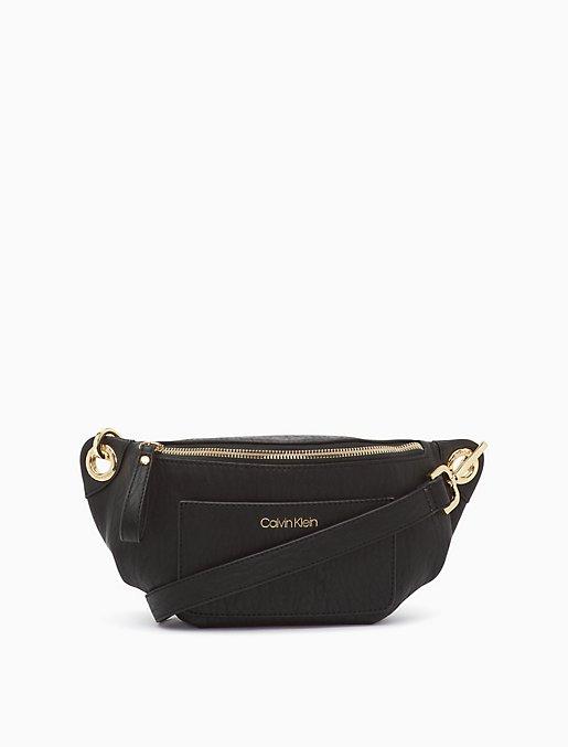 Sonoma Faux Leather Belt Bag Calvin Klein