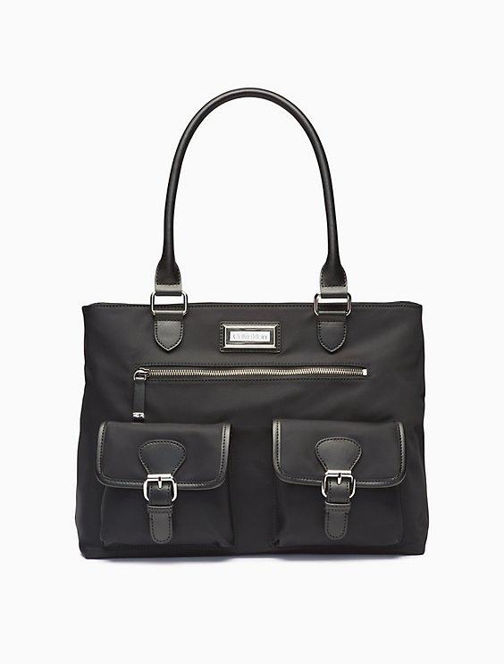Nylon Tote Bag by Calvin Klein
