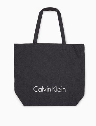 Calvin Klein Logo text backpack