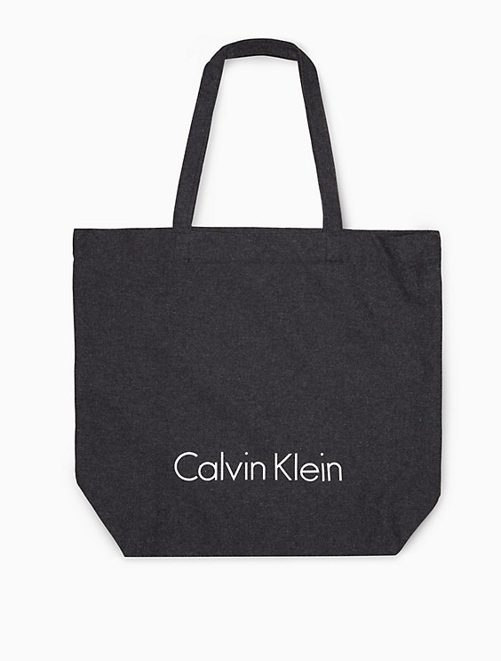 Sustainable Logo Tote Bag