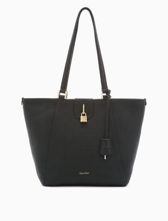 Womens Michelle Shopper Top-Handle Bags Calvin Klein