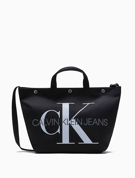 0fae3d7618 Price as marked Monogram Logo Medium Canvas Tote Bag