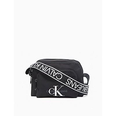 Monogram Logo Double Zip Camera Bag