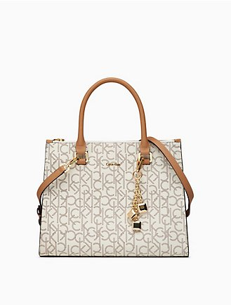 Monogram Small Satchel