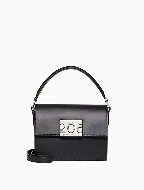 Bonnie Small Top Handle Crossbody In Printed Shiny Calf Leather 19d2346944582