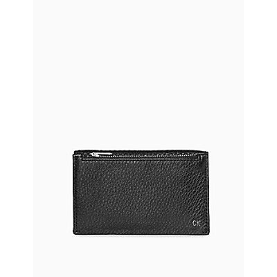 Workman Leather Zip Card Case