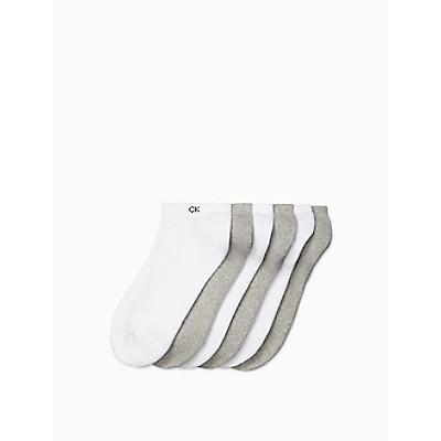 6-Pack Logo Cushion Ankle Socks