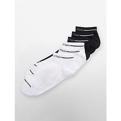 6 Pack Logo Low Rise Socks