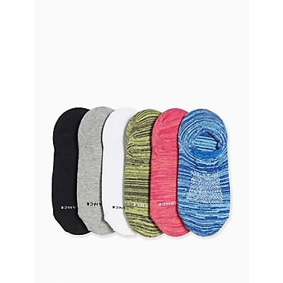 6-Pack Performance Logo Liner Socks