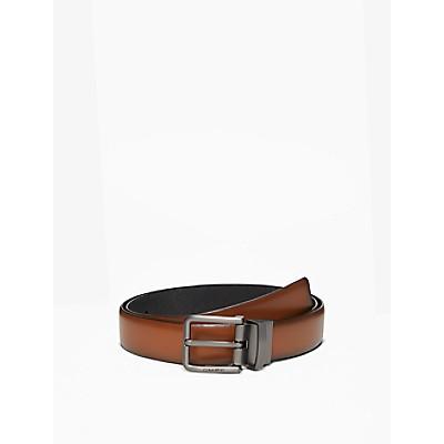 reversible square prong belt