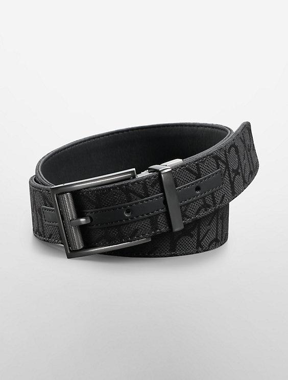 caleb logo reversible belt   Calvin Klein ee96729ebbd
