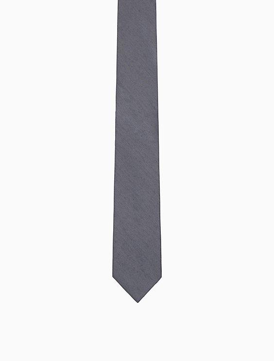 beb51704fec47 slim solid tie   Calvin Klein