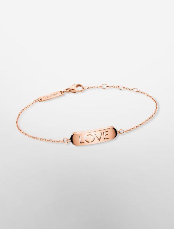 Bracelet - Calvin Klein Message Calvin Klein