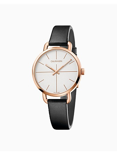 raw. alluring. calvin klein even extension. this unisex timepiece draws its inspiration from the enigmatic textures abounding in natural landscapes. pairing simplistic forms with rhythmic elemental surfaces.