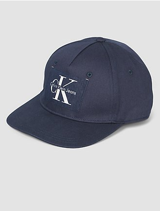 b327db1dc41 cotton twill monogram cap