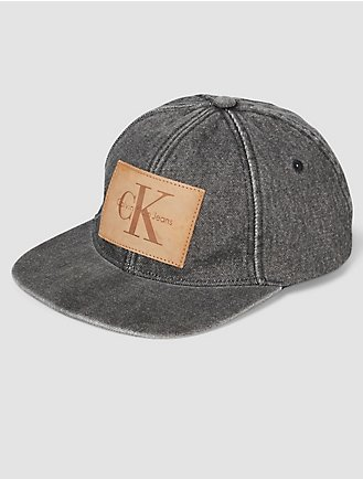 4623abd4d94 denim monogram cap