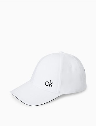 362fb9a61a8 Ck Logo Cotton Twill Cap