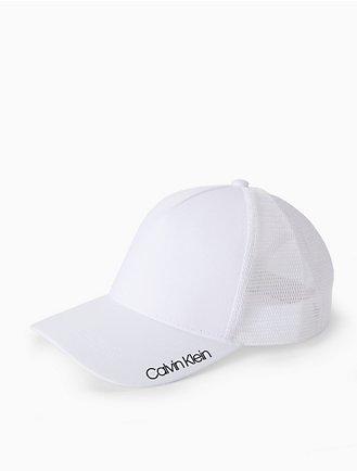8c745e37bb2 Cotton Twill Mesh Trucker Cap