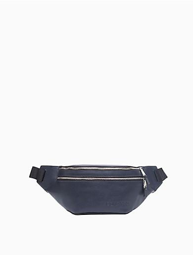 Image of Refined Leather Belt Bag