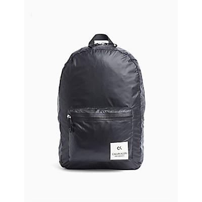 Performance Nylon Zip Backpack