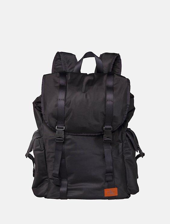 Top monogram logo drawstring backpack | Calvin Klein IF12