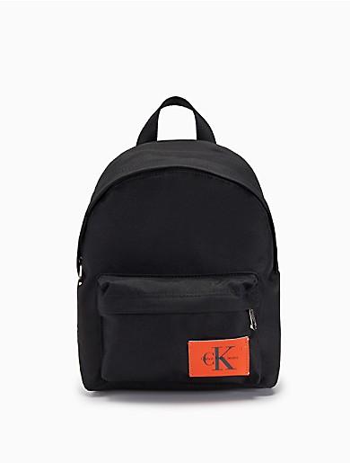 8fc836efb4b monogram logo essential backpack | Calvin Klein