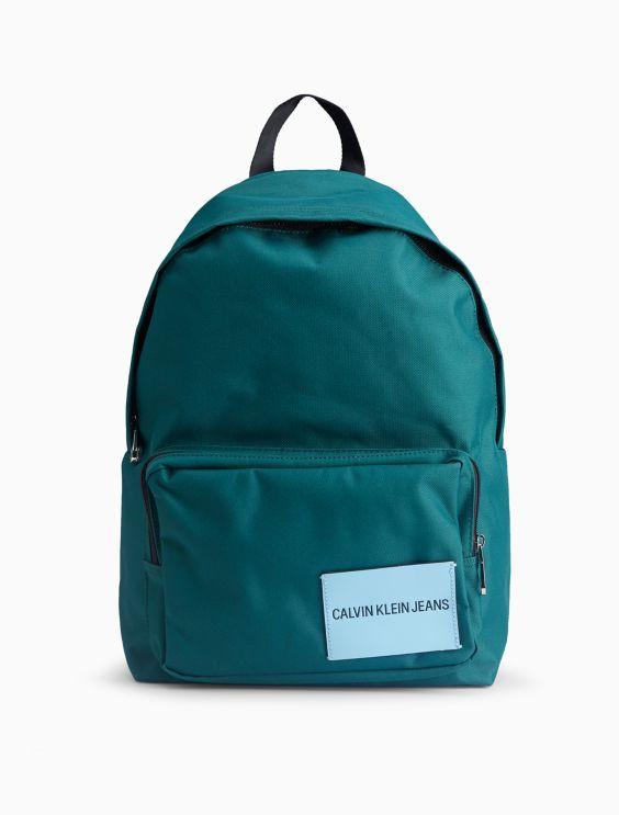 Sport Essentials Logo Campus Backpack by Calvin Klein