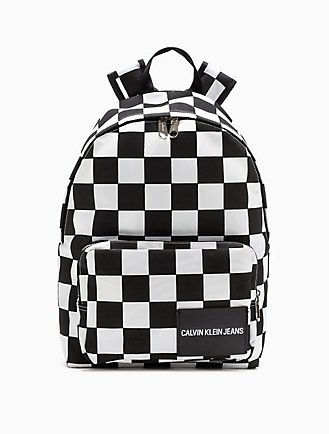 8f6f775ce6 CK Monogram Round Backpack. Final Sale. More colors available · sport  essentials logo campus backpack