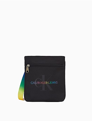 Image of Pride Strap Monogram Logo Flat Pack