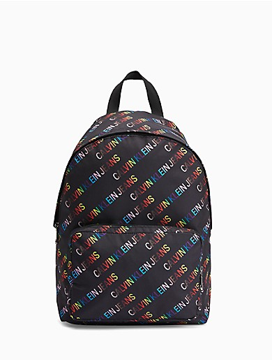 Image of Pride Logo Campus Backpack