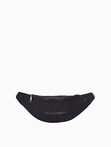 Image of Pride Strap Monogram Logo Belt Bag