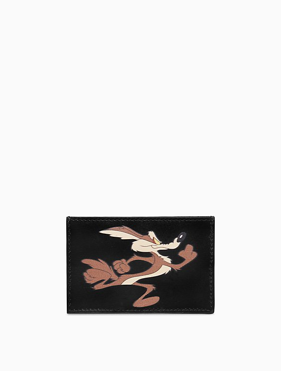 Wile e coyote small card case calvin klein wile e coyote small card case colourmoves