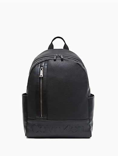 Image of Bartley Pebble Texture Campus Backpack