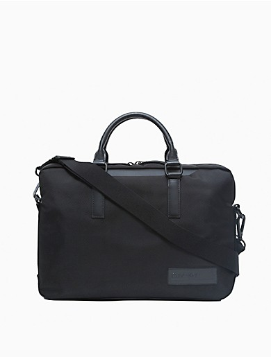 Image of Ballistic Nylon Slim Briefcase