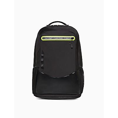 Active Nylon Tech Backpack