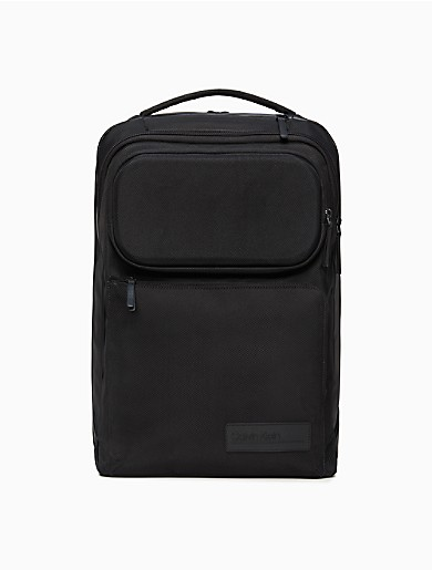 Image of Tech Nylon Large Convertible Backpack