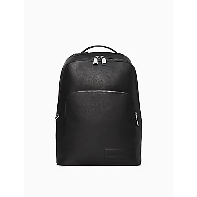 Business Casual Zip Backpack