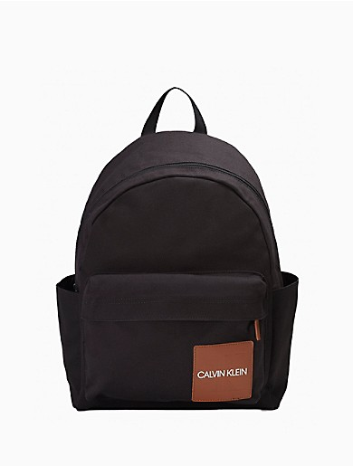 Image of Canvas Casual Logo Backpack